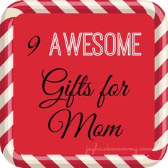 Do you have a mom in your life? A bit stuck on what to get her? Look at this list of 9 awesome gifts for mom, and you might find the perfect gift.