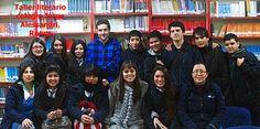 Taller literario en Renca. Colegio Jorge Alesandri. Microcuentos. 2013