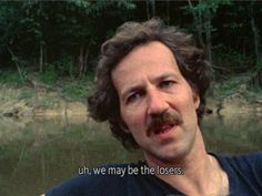 Werner Herzog, a beautiful person