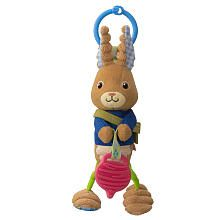 Perfect car seat toy for boy or girl