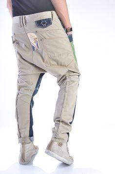 Dfrnt Cut Jeans // Custom made by Different Cut in Different Cut studio, Bucharest, Romania, EU / Enjoy being different, enjoy Different Cut Romania Eu, Khaki Pants, Trousers, Bucharest Romania, Sweatpants, Cut Jeans, Studio, Fashion, Trouser Pants