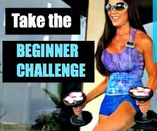 Taken a break from working out? Sign up for the beginner challenge! http://www.kiana.com/beginner-challenge/