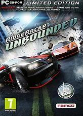 ΠΑΡΤΟ ΛΙΓΟ ΑΛΛΙΩΣ  : RIDGE RACER UNBOUNDED LIMITED EDITION 9.50 €