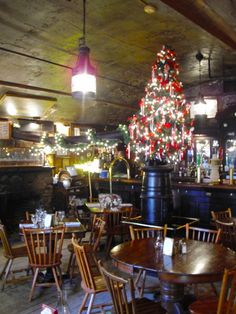 The Gris Bar - Griswold Inn, Essex CT - The Gris Tap Room always makes The Best Bars of America lists. A night in revelry there should be on everyone's bucket list.