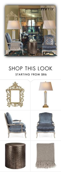 """""""Mirror contest - 3"""" by barbara-gennari ❤ liked on Polyvore featuring interior, interiors, interior design, home, home decor, interior decorating, Visual Comfort, Lene Bjerre and Sweet Dreams"""