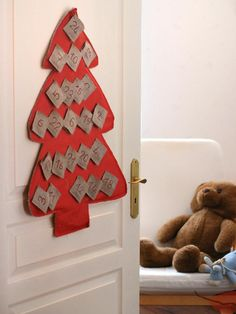 Countdown for the Kids - Countdown to Christmas: 14 Creative Advent Calendar Ideas on HGTV
