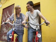 Baja de peso mientras andas en bicicleta por la ciudad. Checa nuestra nota.