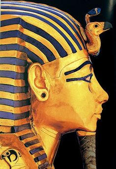 KIng Tutankhamun.