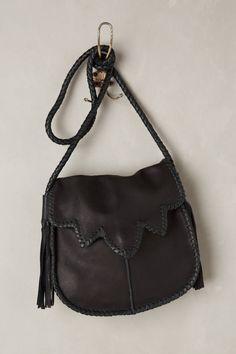 Oak Leaf Crossbody Bag