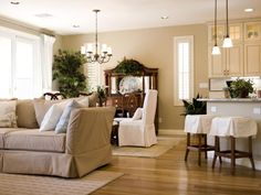 klasszikus nappali natúr színek - nappali ötlet