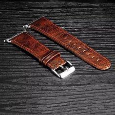 Classic Buckle Watchband for Apple Watch 42mm #shoes, #jewelry, #women, #men, #hats