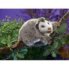 Opossum Puppet, Folkmanis Puppets