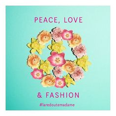 Madame Summer is all about Peace Love & Fashion