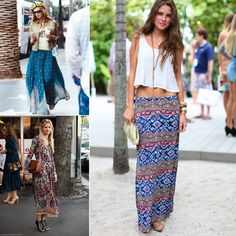 BOHEMIAN FASHION | April 2013 ~ Latest Fashion Updates