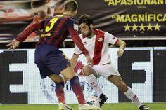 Alberto Perea reconoce que no esperaba el mal momento del Sevilla