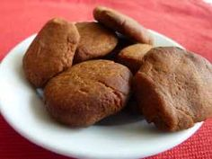 Peanut Butter Dog Cookies - Homemade PB and Banana Treats Recipe