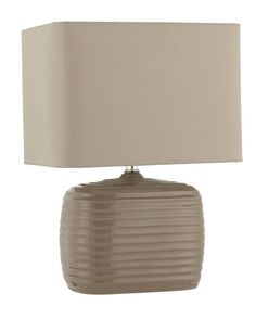 Stolní lampa SEARCHLIGHT SL 3182GY | Uni-Svitidla.cz Klasická pokojová #lampička vhodná jako doplňkové osvětlení domácnosti či kanceláře #functional, #classic, #lamp, #table, #light, #lampa, #lampy, #lampičky, #stolní, #stolnílampy, #room, #bathroom, #livingroom