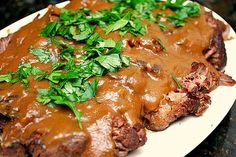 Sauerbraten - German-style Pot Roast