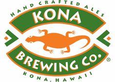 Reptile logo - Emblem, kona brewing company