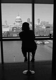 Fotografía Cafetería de la Tate Modern por Miguel Ángel Alonso Treceño en 500px