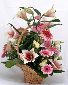 Online Flower Delivery in Thiruvananthapuram : Send flowers online in trivandrum to celebrate any occasion from Indiagift with same day delivery at your doorsteps. Order flowers online in Thiruvananthapuram Now ! Home Flowers, Fresh Flowers, Pink Flowers, Best Online Flower Delivery, Flower Delivery Service, Best Online Flowers, Order Flowers Online, Beautiful Flower Arrangements, Floral Arrangements