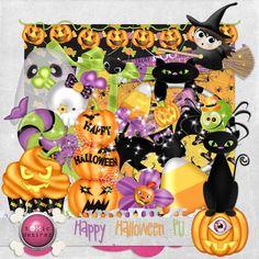 "★ ☠ Ŧǿӿι¢ ☣ Ðəѕιяəᵶ ☠ ★: Freebie Time!!!  ""Happy Halloween"""