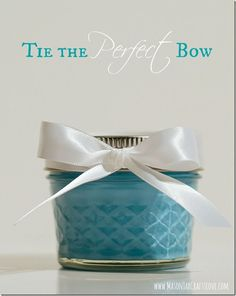 Tiffany Box Mason Jar | Mason Jar Crafts Love