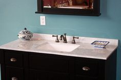 Cultured Marble Vanity Top With Sink