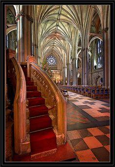 Bristol Cathedral England