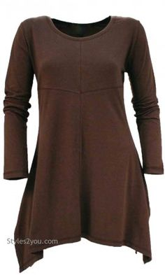 Betsy Tunic In Coffee