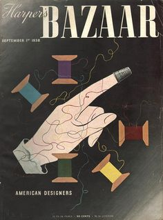 Harper's Bazaar is an American women's fashion magazine, first published in Vintage Magazines, Vintage Ads, Fashion Magazines, English Magazine, Fashion Magazine Cover, Magazine Covers, Talk To The Hand, Vogue Covers, Advertising Poster