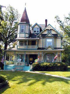 Dr. Lyman Stewart House, Chesaning, MI