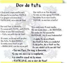 Dor de Tata... Bucharest, Mother And Father, Faith Quotes, My Dad, Good People, Poems, Reading, Veronica, Romania
