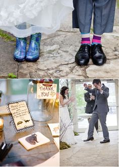 Postcards to Bride & Groom