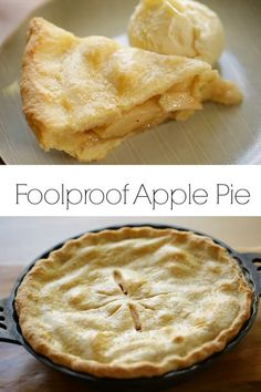 Top Ten Tips For The Best Apple Pie Just In Time For Your Thanksgiving Dessert Buffet Includes Video Demo Via Entwithbeth Apple Pie Recipe Easy, Best Apple Pie, Easy Pie Recipes, Apple Pie Recipes, Baking Recipes, Cake Recipes, Dessert Recipes, Apple Pies, Fancy Desserts