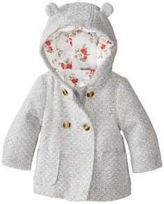 Carter's Baby Girls' s Trans Single Jacket Baby Outfits, Outfits Niños, Toddler Outfits, Maternity Outfits, Carters Baby Girl, My Baby Girl, Cocoon Bebe, Baby Girl Fashion, Kids Fashion