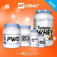 E' nata #Cobalt Nutrition: un marchio di VitaminCenter pensato PER TE, per offrirti ciò che DAVVERO TI SERVE: materie di prima qualità a PREZZI INCREDIBILI! Scopri tutti i prodotti #Cobalt Nutrition su #Vitamincenter! New Product, Vitamins, Nutrition, Food, Cobalt, Meals, Vitamin D, Yemek, Eten
