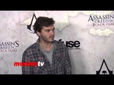 Emile Hirsch Assassin's Creed IV Black Flag Launch Party Hosted by Elija...