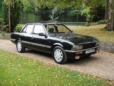 1989 Peugeot 505 Gti - http://classiccarsunder1000.com/archives/4342