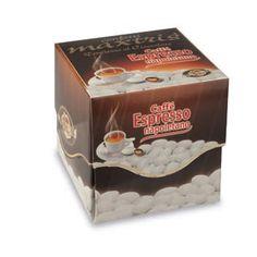 Neapolitan Espresso Coffee Sugared Almonds 500g *Gluten Free