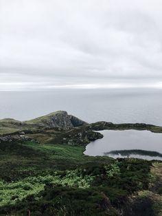 "slieve league cliffs, ireland  """