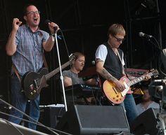 Glastonbury 2010: Hot Chip