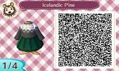 Icelandic Pine Dress - 1 of 4