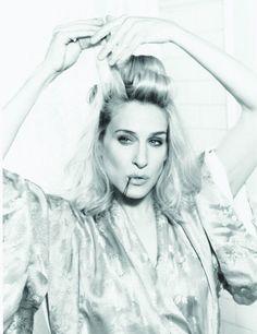 Sexo en Nueva York, Carrie hairstyle
