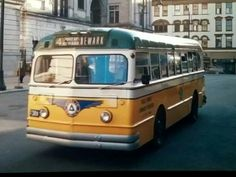 Service Bus, Public Service, Busses, Tv Series, America, Civil Service, Usa