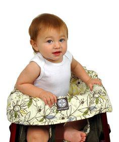 Balboa Baby Retro Flower High Chair Cover