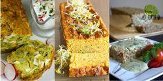 Najlepsze pieczone pasztety wegetariańskie