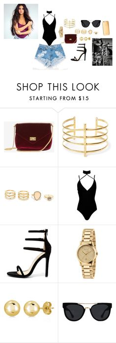 """""""sexy , beauty"""" by chisomnatalie on Polyvore featuring Levi's, Burton, BauXo, LULUS, Boohoo, Liliana, Gucci, BERRICLE and Quay"""