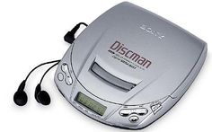"Discman- I had this one!! (Apparently, they made a ""comeback"" in 2008...where was i?)"