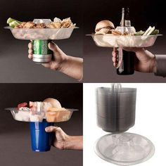 The Go Plate  http://www.lovedesigncreate.com/the-go-plate/